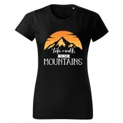 Take a Walk to the Mountains