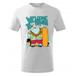 Welcome to Hawaii T-shirt
