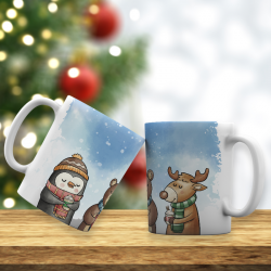 The Three Wise Men Ceramic Mug