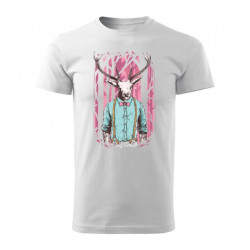 Deer in the Nature T-Shirt