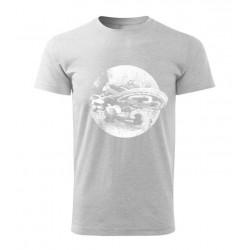 Longboard Crazy Rider T-Shirt