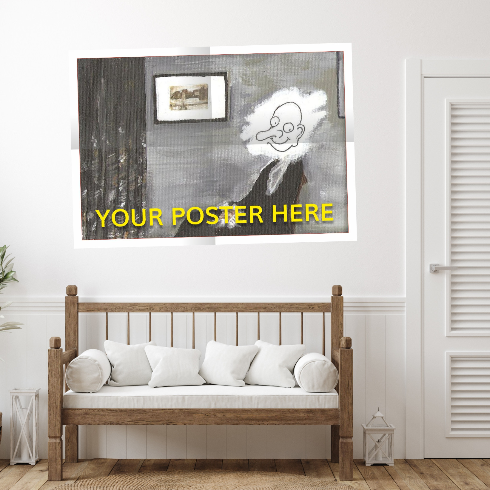 Big Huge Photo/poster Print