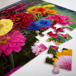 Jigsaw Puzzle - detail