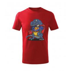 Super T-Rex Dinosaur T-shirt