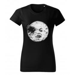 """Tricou """"O călătorie pe Luna"""""""