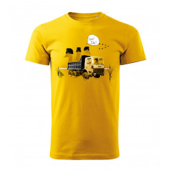 The Ducks from the Trucks - the T-shirt