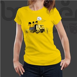 The Ducks from the Trucks T-shirt