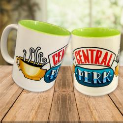 F•R•I•E•N•D•S Ceramic Mug