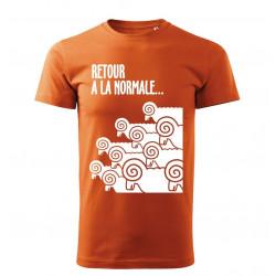 Retour a la normale Tshirt