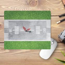 """Runway 18-36"" mousepad"