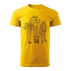 """""""Război și pace"""" - Tricoul..."""